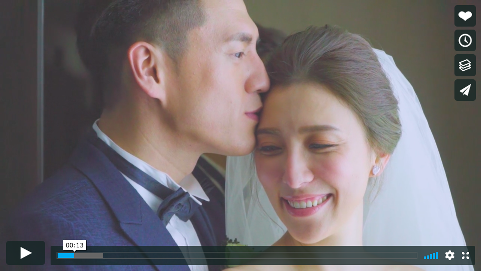 婚禮動態錄影 | 婚禮MV | 快剪快播 | SDE | 寒舍艾麗 | 阿布 & 米雪兒 | 午儀晚宴 | 幸福布二家