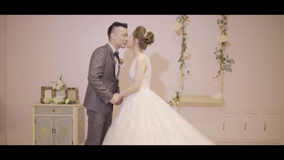 婚禮動態錄影 | 婚禮MV | 恩齊&宛曄 | 早儀午宴 | 文定 | 新莊頤品
